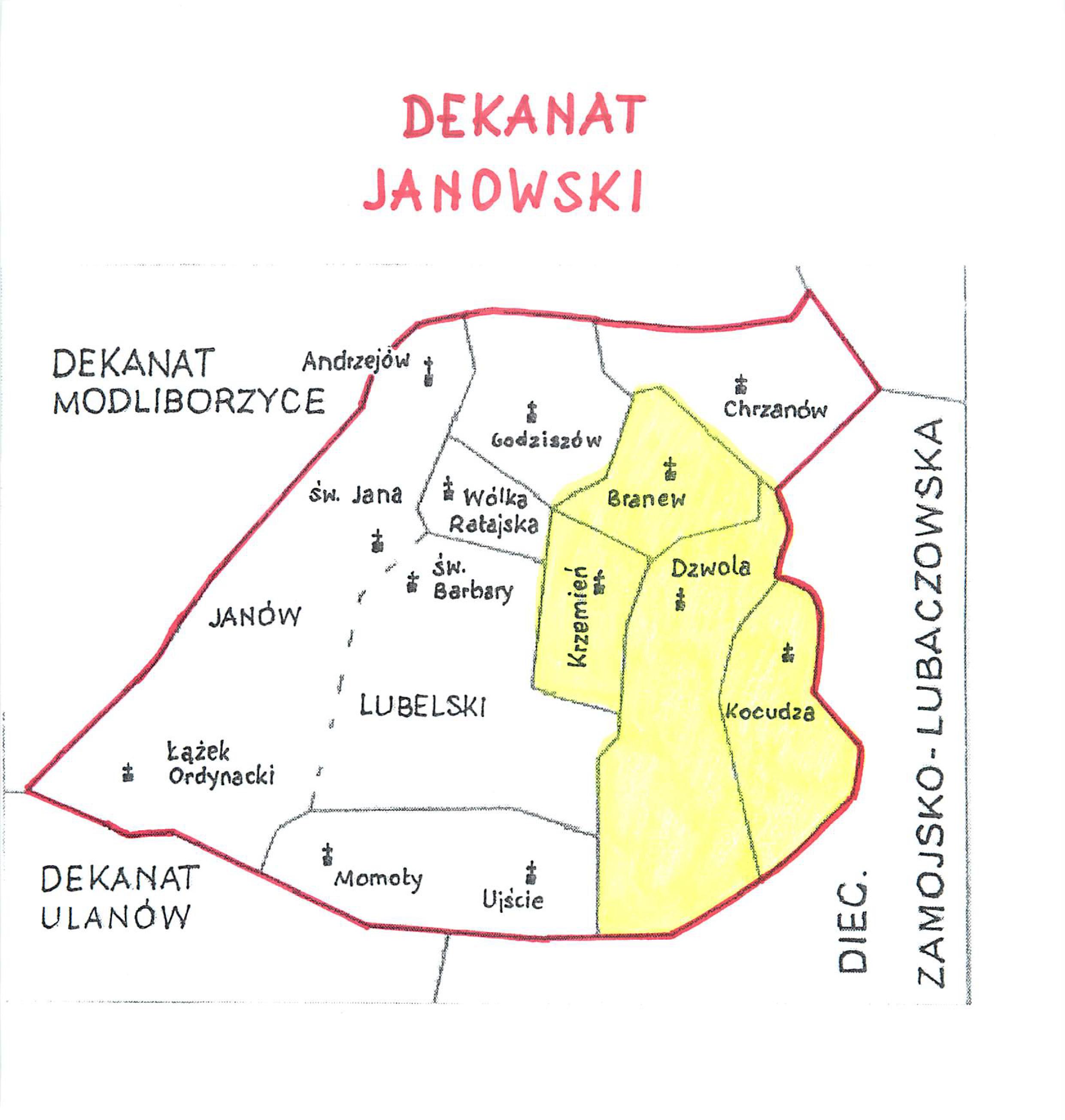 Mapka parafie-1