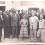 Oddanie budynku szkoły w Dzwoli w 1959r.