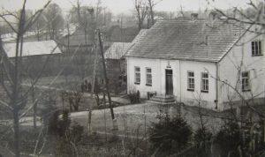 Szkoła w Branwi, l. 60. XX w.