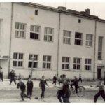 Szkoła w Krzemieniu, l. 60 XX w.