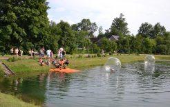 Tereny rekreacyjne - centrum Dzwoli (2)