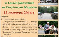 Więcej o: Zaproszenie na obchody 72 rocznicy bitwy partyzanckiej w Lasach Janowskich na Porytowym Wzgórzu