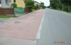 Więcej o: Przebudowa drogi powiatowej nr2825L Dzwola – Kocudza Druga wzakresie parkingu