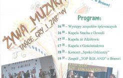 Więcej o: Zaproszenie nafestyn wBranwi 31.07.2016 r.