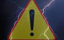 Więcej o: Ostrzeżenie o burzach z gradem