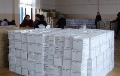 Więcej o: Pomoc żywnościowa dla potrzebujących z terenu Gminy Dzwola