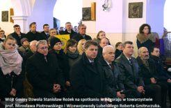 Więcej o: Opłatek Rodziny Radia Maryja wBiłgoraju