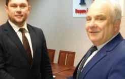 Więcej o: O problemach mieszkańców gminy Dzwola z posłem