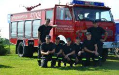 Więcej o: Relacja z gminnych zawodów sportowo-pożarniczych