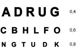 Więcej o: Zaproszenie nabadanie wzroku