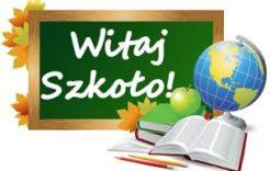 Więcej o: 4 września – uroczyste rozpoczęcie roku szkolnego 2017/2018