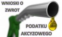 Więcej o: Zwrotu podatku akcyzowego zawartego wcenie oleju napędowego wykorzystywanego doprodukcji rolnej – 2018