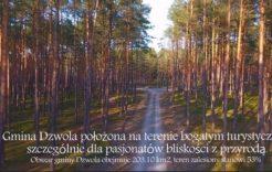 Więcej o: Gmina Dzwola zperspektywy lotu ptaka
