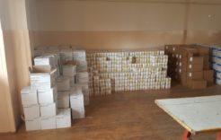 Więcej o: Kolejny transport pomocy żywnościowej doGminy Dzwola