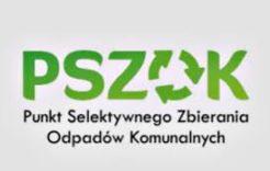 Więcej o: INFORMACJA wsprawie Punktu Selektywnego Zbierania Odpadów Komunalnych (PSZOK)