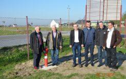 Więcej o: Zakończono budowę wodociągu wraz zprzyłączami wmiejscowości Krzemień Pierwszy cz.2, Krzemień Drugi, Zofianka Dolna iFlisy.