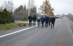 """Więcej o: """"Przebudowa drogi powiatowej nr2826L DK74– Kocudza – Władysławów wlokalizacji odkm 0+010 dokm 4+340""""."""