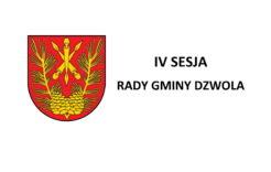 Więcej o: Komunikat omiejscu, terminie iporządku obrad Rady Gminy Dzwola