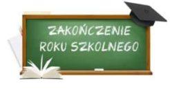 Więcej o: Życzenia nazakończenie roku szkolnego