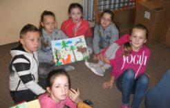 Więcej o: Myśliwi-dzieciom. Spotkanie wPublicznej Szkole Podstawowej wBranwi