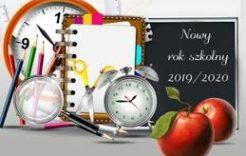 Więcej o: Życzenia narozpoczęcie roku szkolnego 2019/2020
