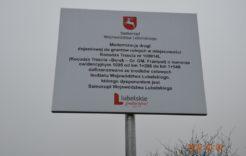 Więcej o: Modernizacja drogi gminnej nr109014L wmiejscowości Kocudza Trzecia