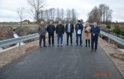 Więcej o: Budowa przepustu poddrogą gminną nr109010L wmiejscowości Kocudza Pierwsza