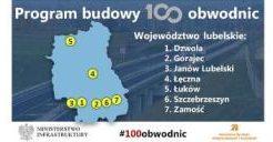 Więcej o: Program budowy 100 obwodnic nalata 2020 – 2030