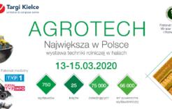 Więcej o: Targi – Agrotech Kielce