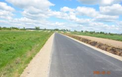 Więcej o: Odbiór robót drogowych nadrogach gminnych wobrębie miejscowości Konstantów