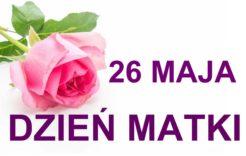 Więcej o: Życzenia zokazji Dnia Matki