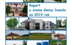 Więcej o: Raport ostanie Gminy Dzwola za2019 rok